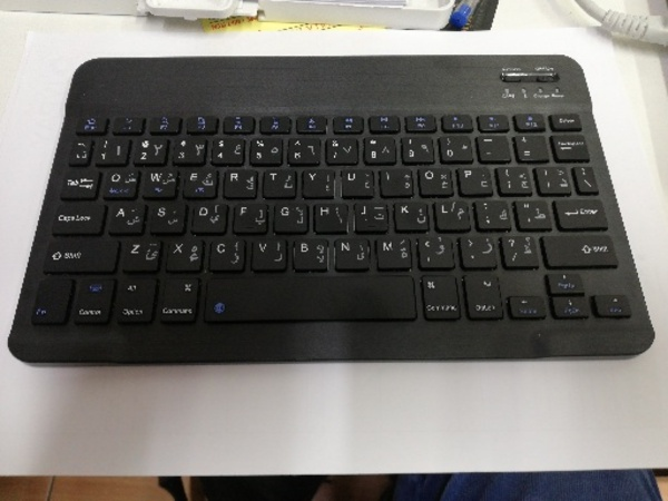Used Bluetooth Keyboard for ipad and tab in Dubai, UAE