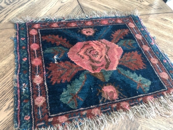 Used Hundred years old antique carpet in Dubai, UAE