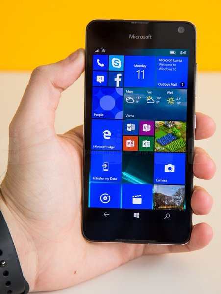 MICROSOFT LUMIA 650 16GB 8MP 5MP