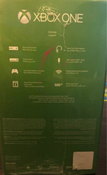 Used Brand New XBox One 500 GB with Kinect in Dubai, UAE