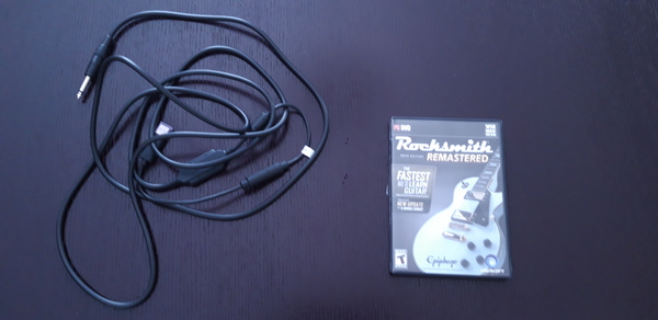 Used Rocksmith 2014 CD (mac and windows) in Dubai, UAE
