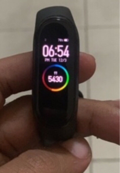 Used Fitness band M4 in Dubai, UAE
