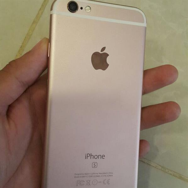 Used IPhone 6s 16 Rose Gold in Dubai, UAE
