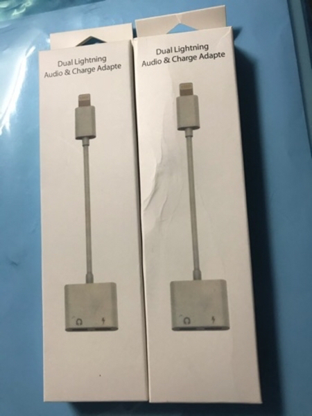 Used Lightning cable for iPhone in Dubai, UAE