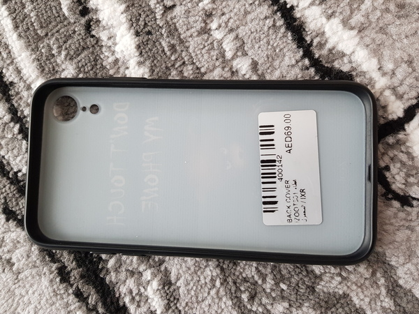 Used Back cover for iphone XR in Dubai, UAE