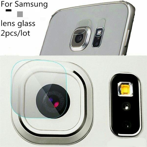 Tempered Glass For S7 Edge Camera