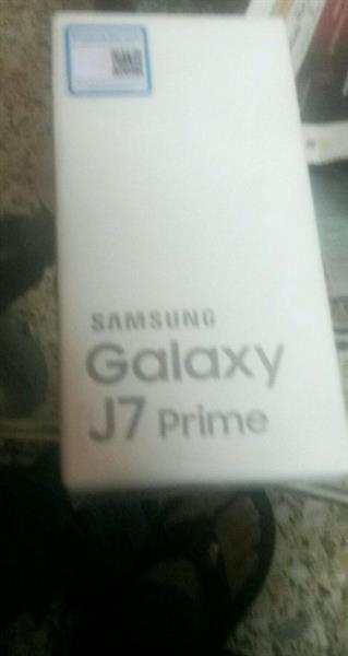 Used Samsung Galaxy J7 Prime. 16gb Black With 1 Year Warranty And Fingerprint Scanner in Dubai, UAE