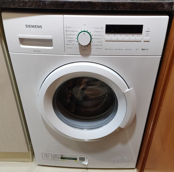 Used Washing machine SIEMENS brand in Dubai, UAE