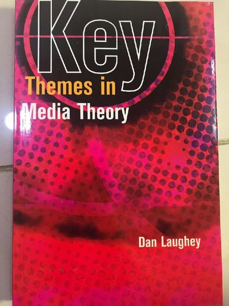 Used A level Media Theory Book in Dubai, UAE