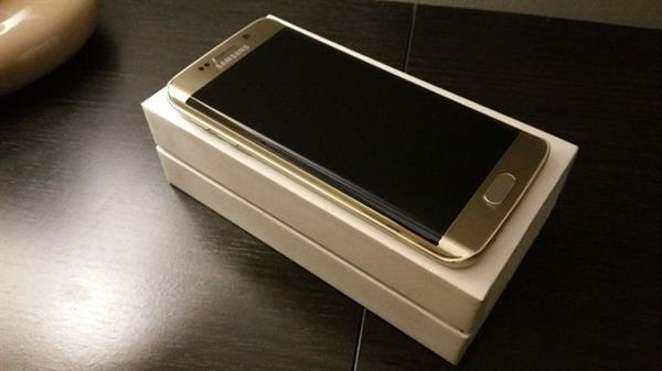 Used Samsung S6 Edge 32 Gb With Free Glass Cover in Dubai, UAE