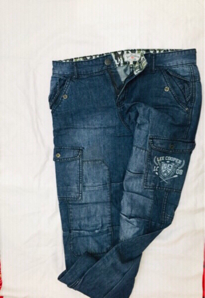 Used Two jeans for 13-14 years  in Dubai, UAE
