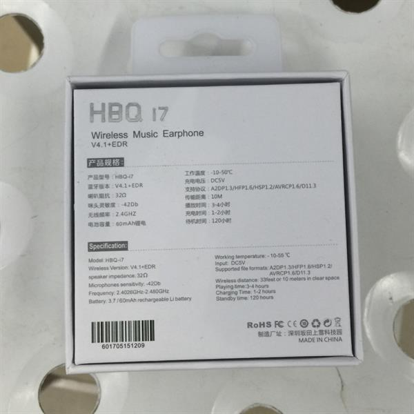Used HBQ Wireless Music Earphone in Dubai, UAE