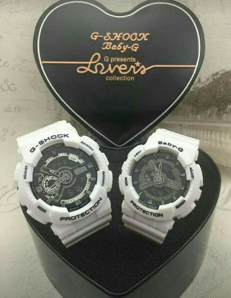 Used Branded Couple Watches - Copy in Dubai, UAE