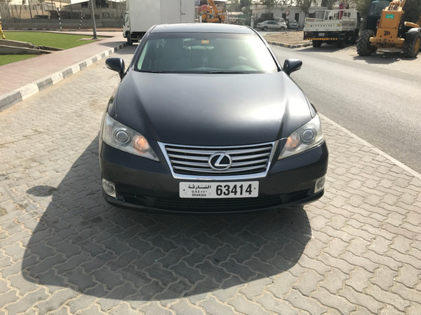 Used Lexus ES 350 2011 in Dubai, UAE