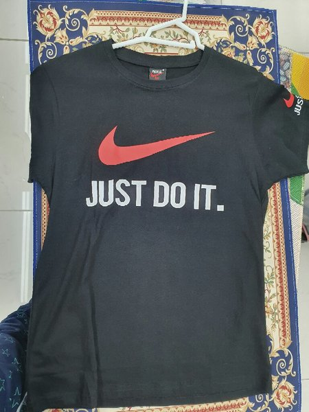 Used Nike shirt new size, M, L in Dubai, UAE