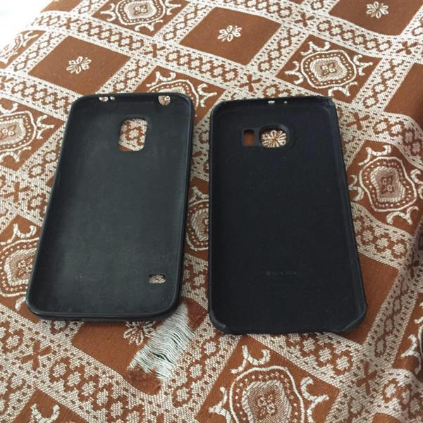 Used Samsung S5 And S6 Cover in Dubai, UAE