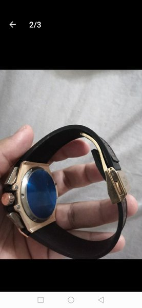 Used Hublot watch copy AA in Dubai, UAE