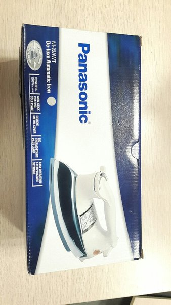 Used Panasonic De-luxe Automatic Iron in Dubai, UAE