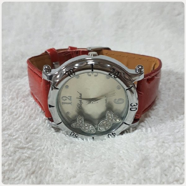 Used Red CHOPARD Watch for lady in Dubai, UAE