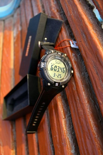 Used German Made Sports Watch,Count Steps&Cal in Dubai, UAE