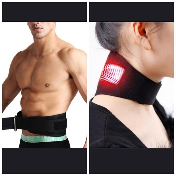 Used Bank and neck self heating massage belts in Dubai, UAE