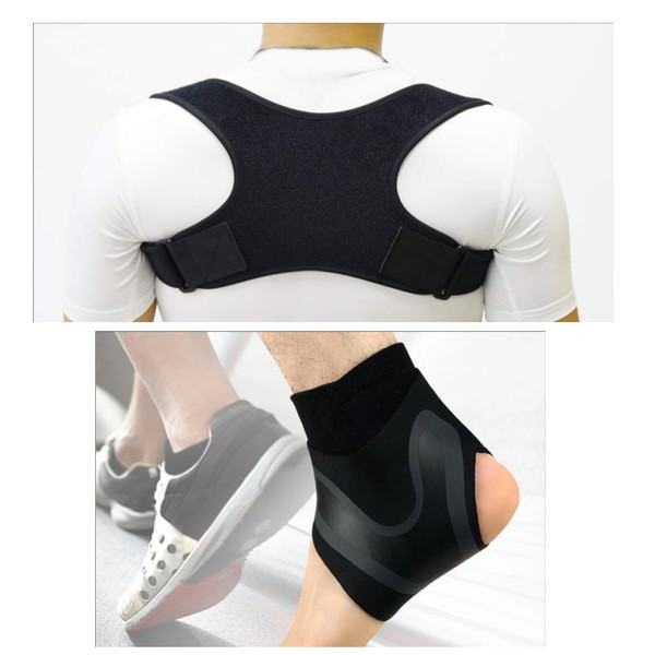 Used Posture Corrector and ankle support in Dubai, UAE