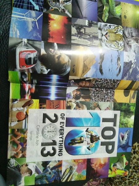 Top Everything of 2013