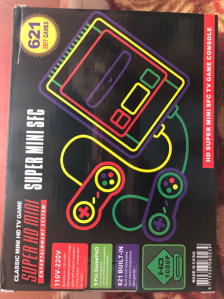 Used Mini classic games console 621 games in Dubai, UAE