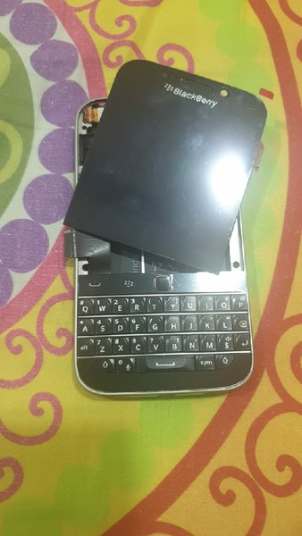 Used Blackberry classic Q20 - Spare Parts in Dubai, UAE