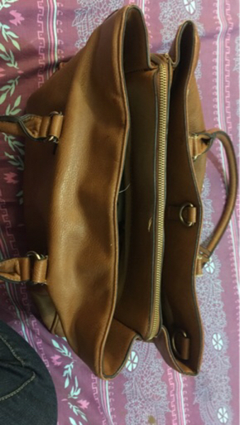 Used Aldo brown handbag in Dubai, UAE