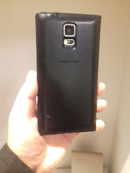 Used Samsung Galaxy S5 With Cover & Charger in Dubai, UAE