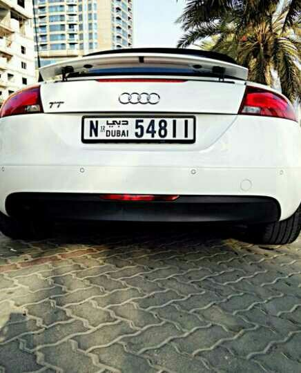Used Audi TT - 2.0Litre Turbo 2008 Low Kms. in Dubai, UAE