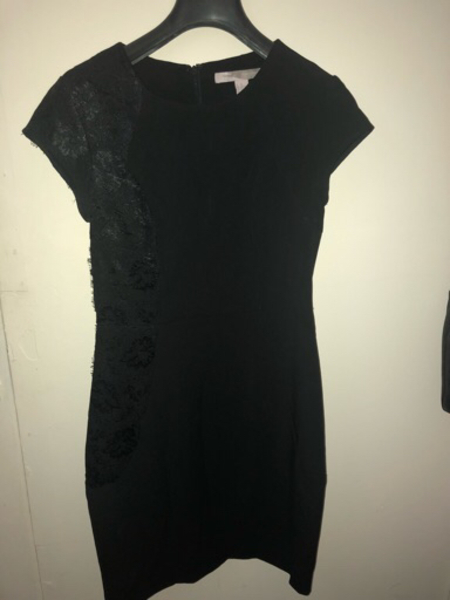 Used Forever 21 dress (black) in Dubai, UAE