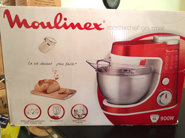 Used Mounilex food processor in Dubai, UAE