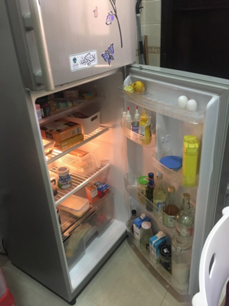 Used Fridge Westpoint great condition  in Dubai, UAE