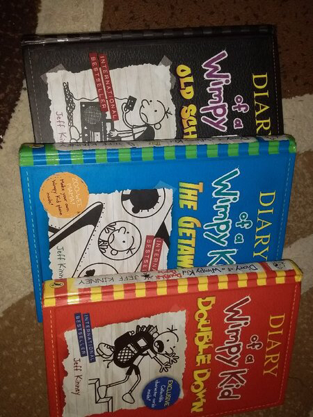 Used DIARY OF WIMPY KID [BULK OFFER] in Dubai, UAE