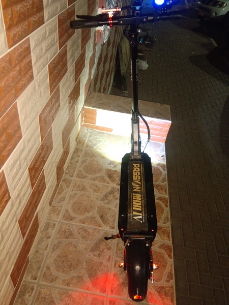 Used Passion mini IV electric scooter in Dubai, UAE