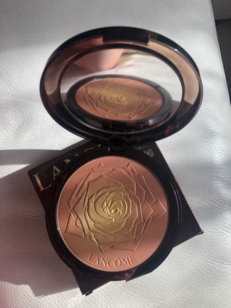 Used Lancôme star bronzer golden riviera in Dubai, UAE