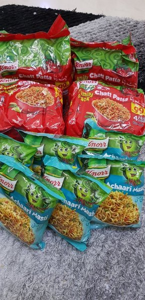 Used Knorr Noodles Set(ChatPatta, Achaari) in Dubai, UAE