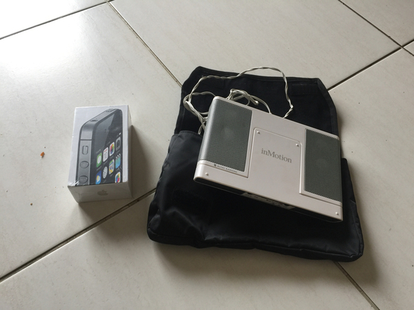 Used Iphone New With Dock in Dubai, UAE