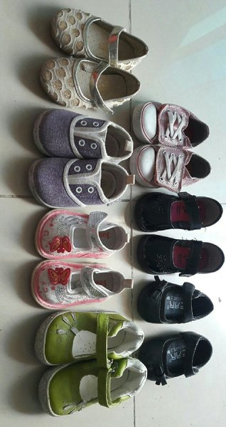 Pre loved Juniors,Mothercare,Max shoes