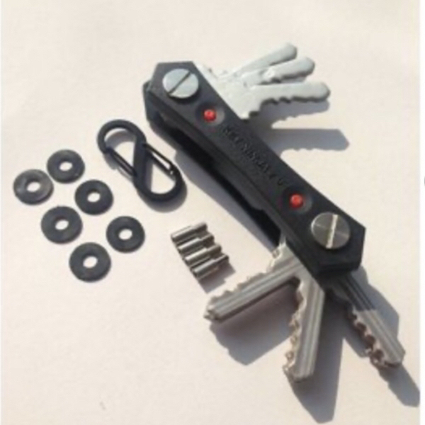 Used Key ninja organizer up to 30 keys in Dubai, UAE
