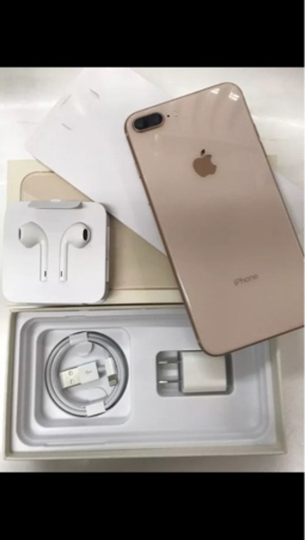 Used iPhone 8 plus in Dubai, UAE