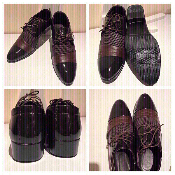 Used Shoes brown EU41 UK 8,5 in Dubai, UAE