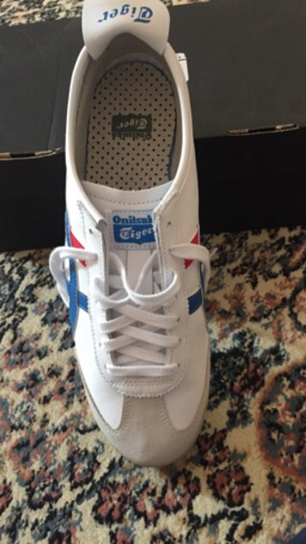 Used Onitsuka Tiger Mexico 66 in Dubai, UAE