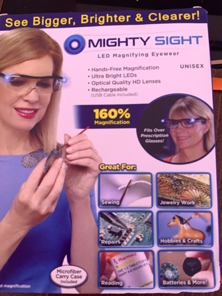 Used Mighty sight eyewear in Dubai, UAE