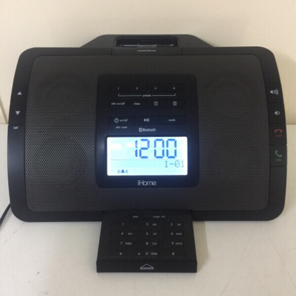 Used iHome speakers with docking station in Dubai, UAE