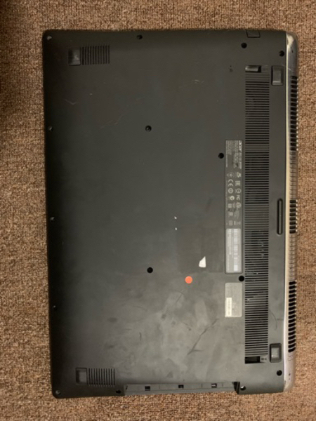 "Used Acer 17"" laptop not working  in Dubai, UAE"