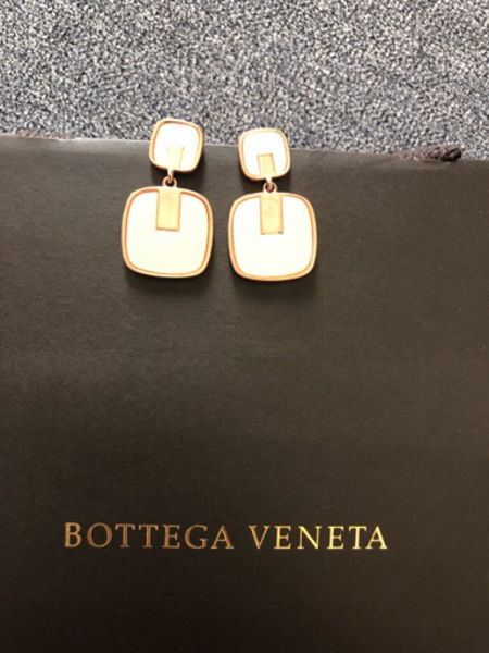 Used Rose Gold Italy Earrings in Dubai, UAE