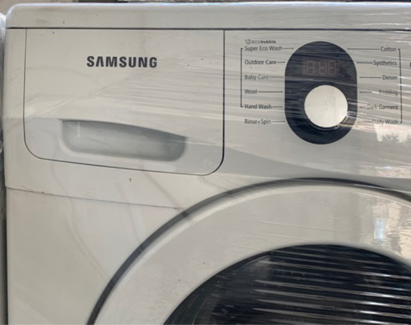 Used Samsung Ecobubble 7.0kg washing machine in Dubai, UAE